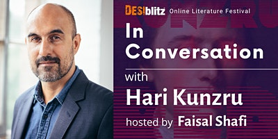 DESIblitz Online Literature Festival – In  Conversation with Hari Kunzru