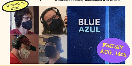 Sounds from the Mountain - Blue Azul tickets