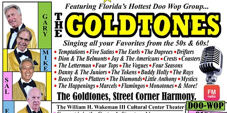 Drive-In Summer Concert Series : The Goldtones tickets