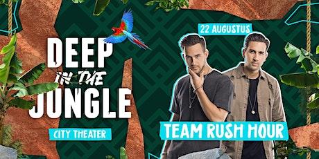 Team Rush Hour in de Jungle | City Theater tickets