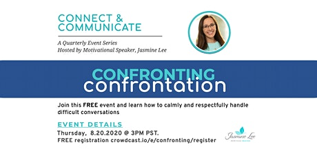 Confronting Confrontation tickets
