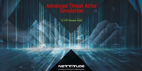 Advanced Threat Actor Simulation tickets