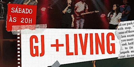 GJ + Living - Pr. Kelner Behar - 20h -  15/08/2020 - Culto Manhã ingressos
