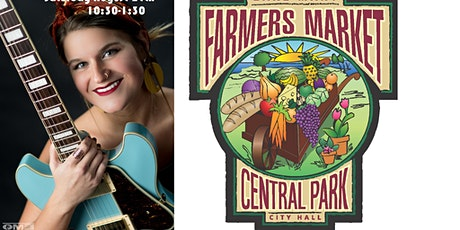 Kelly Jarrard Performs at The Lake Mary Farmers Market! tickets