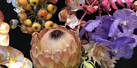 SOIS BLESSED  Flower Workshop - Seasonal Vase Arrangement Tickets