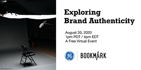 Exploring Brand Authenticity tickets