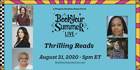 Thrilling Reads tickets