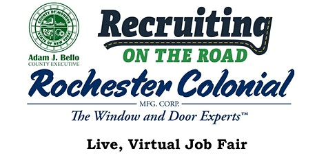 Rochester Colonial - Virtual Recruiting on the Road Job Fair tickets