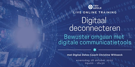 Digitaal deconnecteren tickets
