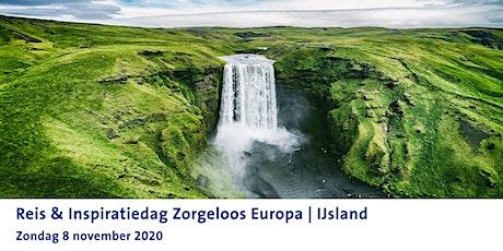 Reis & Inspiratiedag Zorgeloos Europa | IJsland tickets