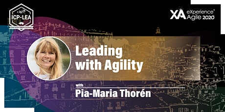 Leading with Agility - (ICP-LEA) tickets
