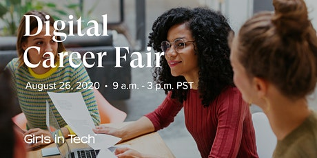 Girls in Tech's Digital Career Fair for Job Seekers tickets