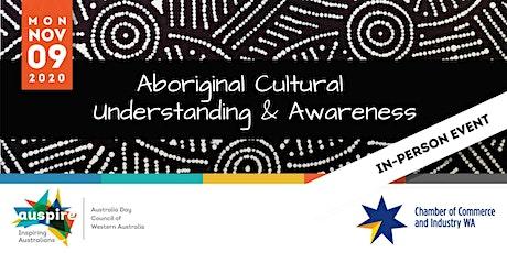 Aboriginal Cultural Awareness and Understanding Workshop tickets