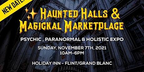 Haunted Halls & Magickal Marketplace tickets