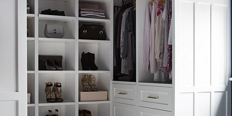 Designing & Organising Your Storage for a Calmer Home tickets