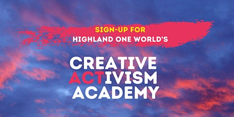 Creative Activism Academy - for 15 - 24 year olds tickets