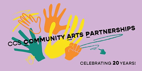 Community Arts Partnerships: 20 in 2020 tickets