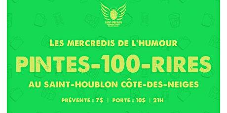 Pintes-100-Rires tickets