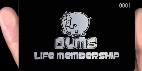 Dundee University Medical Society (DUMS) Life Membership Sign-Up 2020/21 tickets