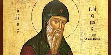 10th Sunday of Matthew & Feast of St Gerasimos of Kefalonia tickets