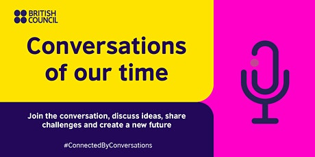 A British Council free online webinar - Living through uncertain times tickets