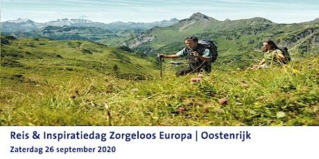 Reis & Inspiratiedag Zorgeloos Europa | Oostenrijk tickets