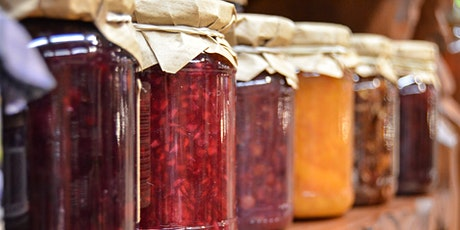 Food Preservation Equipment Check Out tickets