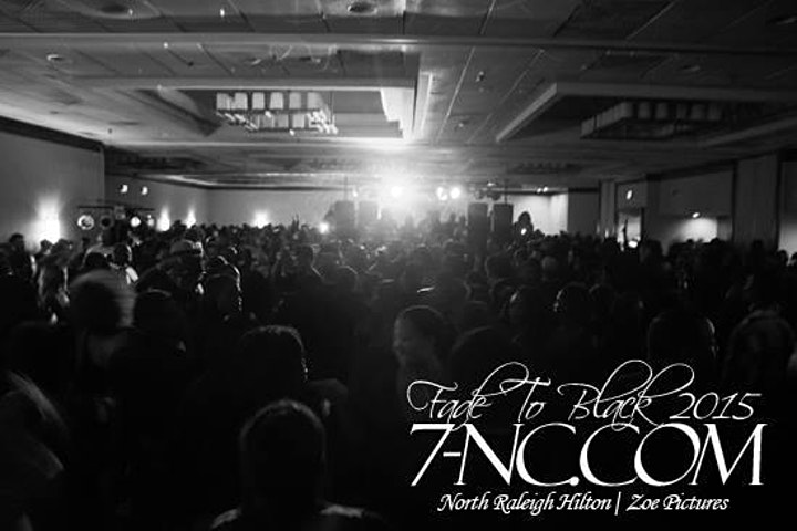 YOU CAN PAY AT DOOR ALL NIGHT   'The All Black Attire Affair 2021' image