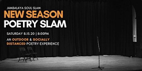 Jambalaya Soul Slam New Season Poetry Slam tickets