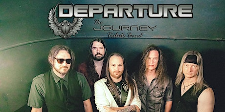 6:30 SHOW: Departure ( The Journey Tribute Band) tickets