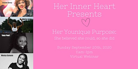 Her Inner Heart: Her YOUnique Purpose tickets