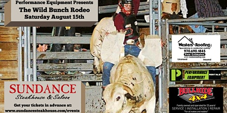 Performance Equipment Presents The Wild Bunch Rodeo tickets