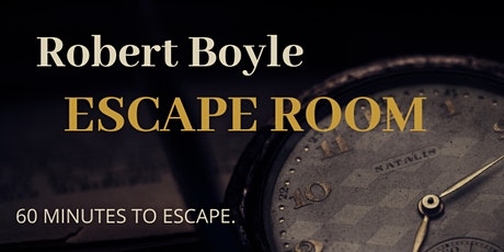 Robert Boyle Escape Room tickets