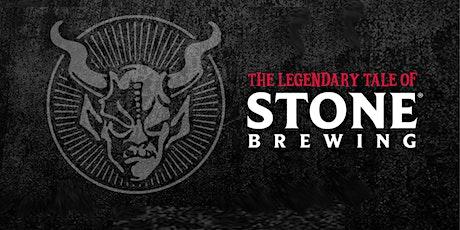 Stone Brewing Beerogpraphy - Virtual Beer Tasting tickets