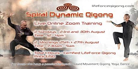 Spiral Dynamic Qigong tickets