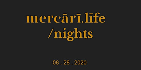 mercari.life/nights tickets