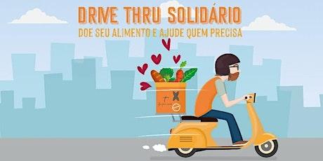 Drive Thru Solidário - | Cadastre-se para se Voluntariar ingressos