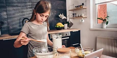 Kids in the Kitchen - Healthy Dessert Club tickets