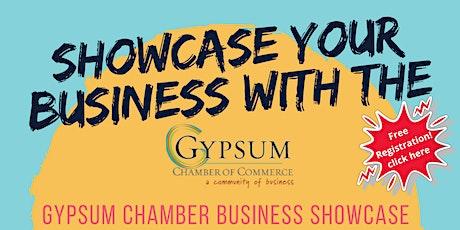 Gypsum Chamber Business Showcase 2020 tickets