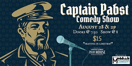 Captain Pabst Comedy Show tickets