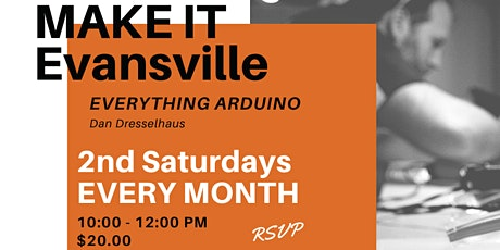 Everything  Arduino (COVID19 Edition) tickets