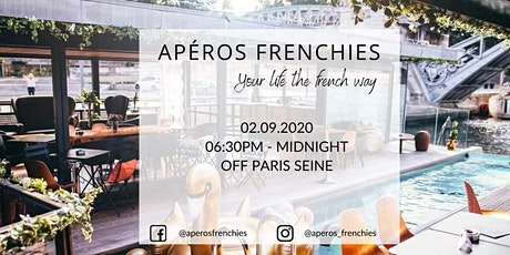 Apéros Frenchies - Off Paris tickets