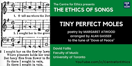 Ethics of Songs: Tiny Perfect Moles (with David Fallis) tickets