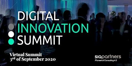 Digital Innovation Summit 2020 tickets
