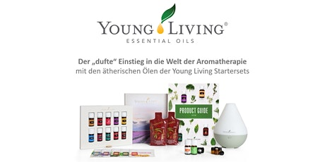 Dufter Einstieg in die Welt der Aromatherapie: das Young Living Starterset Tickets