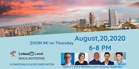 LinkedIn Local Boca/Boynton tickets