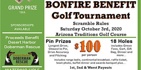 Bonfire Benefit Golf Tournament tickets