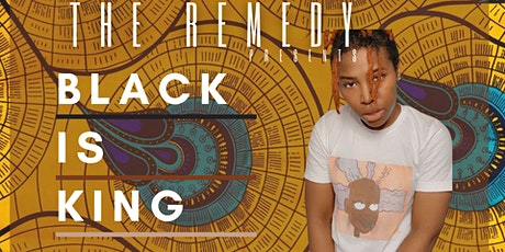 Black is King Paint & Sip tickets