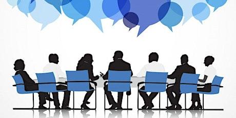 REDi  HCC Core Member Advisory Group Meeting tickets