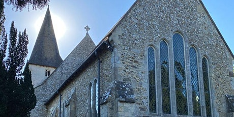 Holy Trinity Church Sunday Worship at 08:00 - BOOKING AS A COUPLE tickets